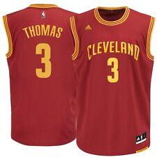 💯% Genuine Isaiah Thomas Cleveland Cavaliers adidas  Replica Jersey L- Burgundy