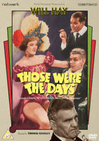 Those Were the Days DVD (2014) Will Hay, Bentley (DIR) cert PG ***NEW***