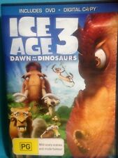 Ice Age 3 - Dawn Of The Dinosaurs (DVD, 2012) PRE-OWNED