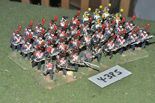 25mm Napoleonic polish 36 infantry (4385) painted metal