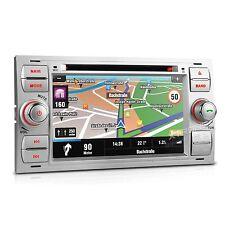 AUTORADIO GPS 2DIN FORD FOCUS C-MAX S-MAX FIESTA KUGA MONDEO GALAXY USB