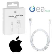 Cavo Dati Lightning 2mt MD819ZM/A ORIGINALE Per APPLE iPhone iPod iPad Blister