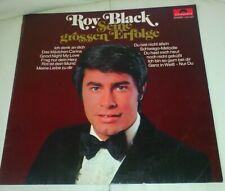 Roy Black - Seine grossen Erfolge - LP Polydor  Sehr guter Zustand