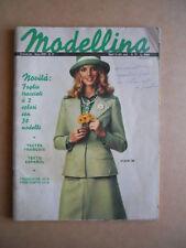 MODELLINA n°31 1974 Primavera 1974 in Italiano Inglese Spagnolo [C59]