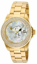 Invicta Womens Character Collection Quartz and Stainless Steel Casual Watch,