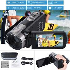 High Definition Digital Video DV Camera Camcorder Christmas Gift Anti-shake Y9S8