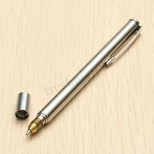 Stainless Steel Telescopic Magnetic Ball Pen Pocket Instrument Baton