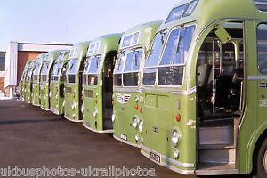 Crosville MW's and SC's Wrexham 03/05/75 Bus Photo