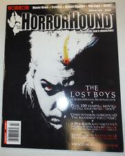 HorrorHound Magazine The Lost Boys & 100 Vampire Movies February 2012 041015R
