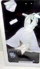 "Franklin Mint Marilyn Monroe Seven Year Itch White 16"" Doll Outfit Ensemble NRFB"