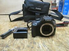 Canon EOS Rebel T6 -- 24.2MP Digital SLR Camera + STUFF         ( LOT CCY)