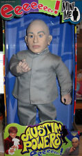 "MINI ME 18"" TALKING DOLL Austin Powers 1999 Large Action FIGURE NIB"