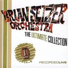 THE BRIAN SETZER ORCHESTRA/BRIAN SETZER - Ultimate Collection 2CD