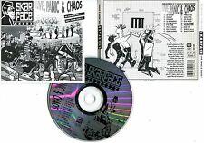 """SKARFACE """"Live, panic & chaos"""" (CD) 2000"""