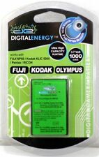 Digital Energy Camera Battery for Fuji NP60/Kodak KLIC 5000/Pentax/Ricoh 230129