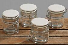 Vorratsdose, Glasbehälter, Glas mit Frischeverschluß
