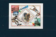 Niger  bloc jeux olympiques de  Barcelone    1990  num:  55  **