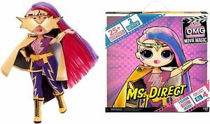 LOL Surprise OMG Movie Magic Ms. Direct Fashion Doll with 25 Surprise  Aust Post