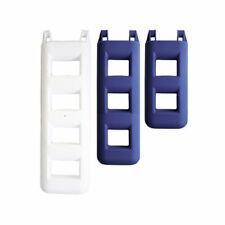 Talamex Bootsfender Treppenfender Stufenfender | 2, 3 und 4 Stufen | blau weiß