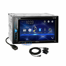 Pioneer 2018 Touchscreen DVD Bluetooth  Stereo Receiver Android iPhone Support
