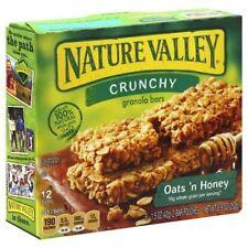 Nature Valley Crunchy Oats 'N Honey Granola Bars