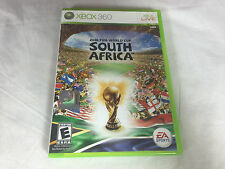 2010 FIFA World Cup South Africa Microsoft Xbox 360 2010