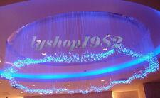 DIY Fiber optic light kit starlight ceiling light led optical fiber chandeliers