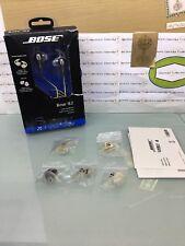 Bose IE2 audio headphones - (FOR PARTS) (E1)