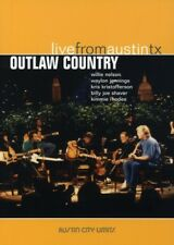 Live From Austin TX: Outlaw Country DVD Region 1