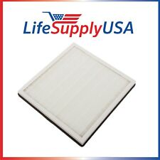 Replacement True Hepa Filter with Carbon & Pre-Filter fits PureZone Air Purifier