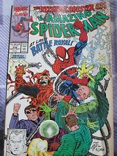 The Amazing Spider-Man, comic book, Vol. 1, No. 338, September 1990