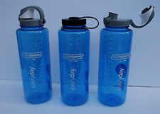 Nalgene Silo Everyday 1 5 L blau Weithals Trinkflasche Wasserflasche