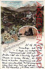 Architektur/Bauwerk Lithographien aus Bayern