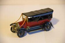 1/43 a miniautotoys 1911 Fiat Rojo/Negro