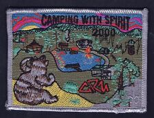 2000 Camping with Spirit CRM 2000 Camp Rainey Mountain 600324