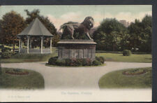 Berkshire Postcard - The Gardens, Reading  RS7121