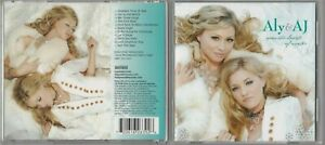 Aly & AJ - Acoustic Hearts of Winter (CD, 2006, Hollywood)