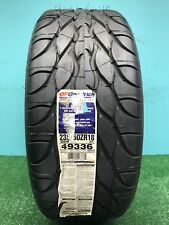 1 New BF Goodrich G-force TA KOW 235/50R18 235/50/18 2355018
