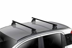 Summit Locking Roof Rack Bars fits Vauxhall Opel Corsa D E 3,5 Door 2006-2017