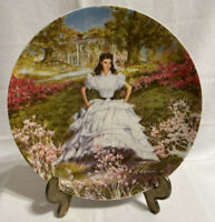 """GONE WITH THE WIND  """"SCARLETT""""  ~(1978)~  **LIMITED EDITION / COLLECTOR PLATE**"""