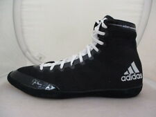 super popular 9af41 59ebd Adizero WRESTLING Stivali CORE BIANCO NERO UOMO UK 14 USA 14.5 EU 50 REF 536