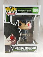 Animation Funko Pop - Yuichiro (Demon) - Seraph of the End - No. 199
