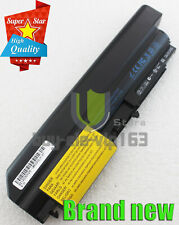 """NEW Laptop battery for Lenovo T61 R61 14.1"""" wide R400 T400 Thinkpad 33+ 5200MAH"""
