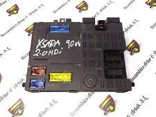 BSI Caja de fusibles  Citroen  VALEO 73003211 PSA 9643493580 96 434 935 80