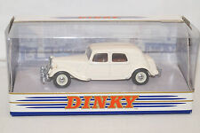 Dinky Collection DY-22 B Citroen 15 CV 1952 creme 1:43 Matchbox
