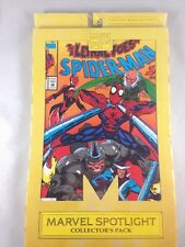 Spider-Man Lethal Foes of Spiderman #1 - 4 Marvel Spotlight Collector's Pack New