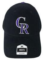 MLB Licensed Colorado Rockies Strap Back Hat Cap Adjustable Fan Favorite New