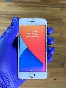 Apple iPhone 6S MKT22LL/A 64 GB Rose Gold Fast Shipping Verizon Unlocked