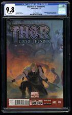 Thor God of Thunder #2 CGC NM/M 9.8 White Pages 1st Gorr God Butcher!