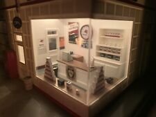 Danbury Mint Mobil Gas Service Station Very Rare